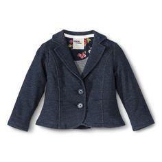 Infant Toddler Girls' Fitted Blazer