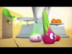 A table les enfants ! - La fraise - Episode en entier - Exclusivité Disney Junior !