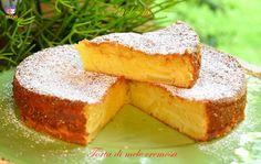 Torta di mele cremosa, a modo mio, ricetta fantastica!