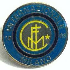 Inter Metal Pin Badge