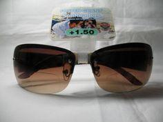 dcc46741d2 Foster Grant SunReaders Temptation Bifocal Reading Sunglasses +1.50 2.00  2.50