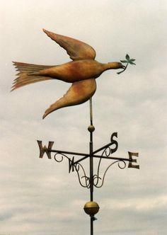 Copper Weathervanes, Lighting & Sculptures By J Donald Felix ...