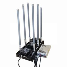 Multi Bands Signal Störsender für Handy WLAN GPS VHF UHF LoJack