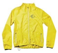 So lightweight it's hard to believe it's warm, breathable, and wind/water-resistant.