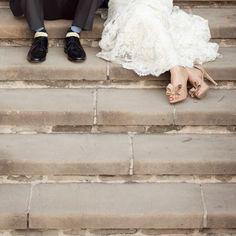 Wedding feet pictures