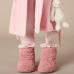 The Little White Company Red And Pink, Pretty In Pink, Girly Girl, My Girl, I Believe In Pink, The White Company, Slipper Boots, Pajama Party, Little White