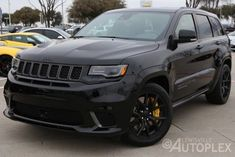 eBay: 2018 Jeep Grand Cherokee 2018 Jeep Grand Cherokee Trackhawk Black #jeep #jeeplife Black Jeep, Classic Car Insurance, Jeep Grand Cherokee, Jeep Life, Range Rover, Classic Cars, Jeeps, Vehicles, Ebay