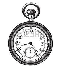Resultado De Imagen Para Reloj De Bolsillo Dibujo A Lapiz Old Pocket Watches Pocket Watch Presentation Design Template