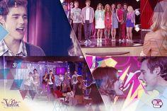 La música invadió nuestros corazones durante toda la temporada de Violetta. ¿Recuerdas estas escenas?