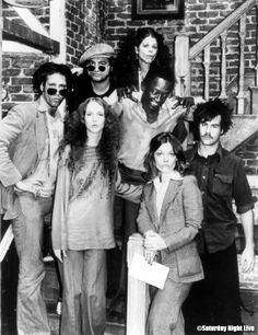 The original cast | Saturday Night Live | Throwback Thursday | #tbt | #SNL