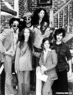 The original cast | Saturday Night Live | Throwback Thursday | #tbt | #SNL