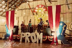 """Junk Gypsies """"junk-o-rama"""" prom. It would be SO fun to go there!"""