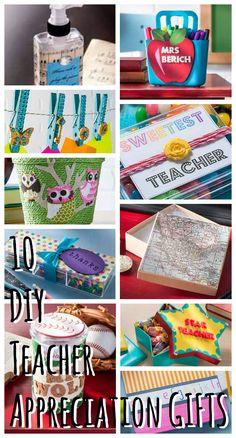 80 Best Diy Teacher Appreciation Gifts Images Teacher Appreciation