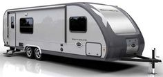Recreational vehicle information for RV camping and the RV lifestyle. Travel Trailer Reviews, Rv Travel Trailers, American Caravans, Bug Out Trailer, Off Road Experience, Luxury Rv, Travel Gadgets, Rv Camping, Recreational Vehicles