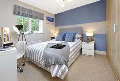 Barratt - Worthing - Bedroom