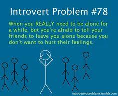 Introvert problem 78