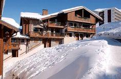Early Booking bis 20 % Reduktion: Montagnettes Residenz Les Chalets de La Mouria #Frühbucher #Rabatt