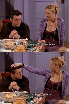 The One With the Brand New Joey