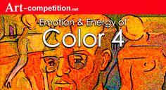 """""""Emotion & Energy of Color Art Competitions, Art Market, Fine Art, Artist, Color, Beauty, Beleza, Artists, Colour"""