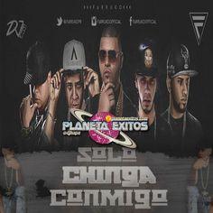 Farruko Ft. Anuel AA,Tempo, Bryant Myers Y Almighty - Solo Chinga Conmigo (Mix. By DJ Jowna)