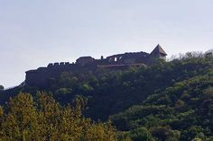 Blick auf die Obere Burg