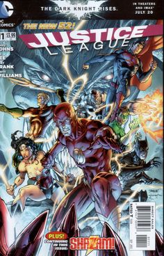 Legion Of Super Heroes Roster | Comics: Flagship Teams! | stevereads
