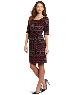 Tiana B Women's Printed To Perfection Dress | Traveling Of Life