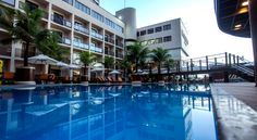 Mareiro Hotel Fortaleza Overlooking the sea, Mareiro Hotel is ideally located on Meireles Beach, in Fortaleza, and offers 3 pools and a fitness centre, as well as free WiFi and a free rich buffet breakfast.