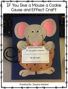 If You Give A Mouse A Cookie Craft Ideas