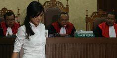 Jessica Ulang Tahun Ibunya Bawa Ayam Bakar Padang ke Rutan - KOMPAS.com