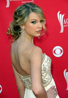 Hair, Updo, Taylor swift