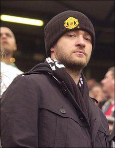 Justin Timberlake (Manchester United fan)