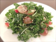 Kale and Quinoa Salad from Little Chef Big Appetite