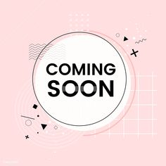 free vector of Coming soon shop announcement vector 511987 - Coming soon shop announcement vector Fond Design, Web Design, White Storage Baskets, Basket Storage, Logo Online Shop, Restaurant Logo, Instagram Highlight Icons, Advertising Design, Announcement