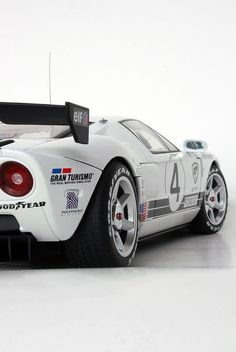 Ford GT LM Race Car Spec II // ev0