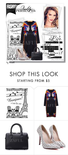 """""""Zaful 24"""" by selmaaaa-1 ❤ liked on Polyvore featuring zaful"""