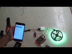 Raspberry Pi: 1 Channel Relay control with a Mobile Phone step by step - YouTube