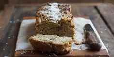 Recipe - Zucchini Coconut Lunchbox Bread