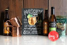 Enter to win this amazing Moscow Mule gift set! One reader will win copper mugs, an art print, and top-quality ingredients to make your own Moscow Mules!