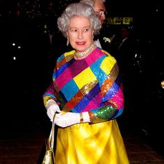 1999 from Queen Elizabeth II's Royal Style Through the Years | E! News