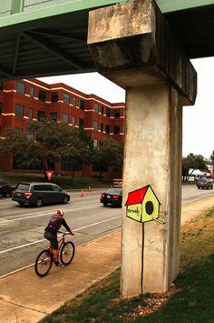 Austin street art