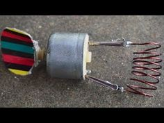 Free Energy Generator for Motor - YouTube