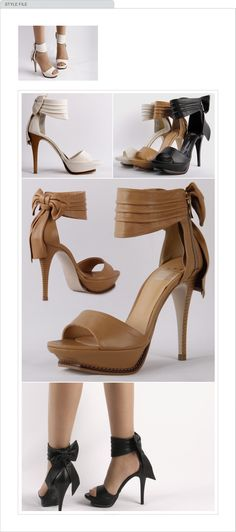 Love these!  shoes designed especially for small feet :)