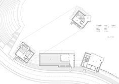 Chongqing Tiandi Art Museum,Second floor plan