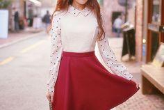 KVOLL Korean Fashion Shoes