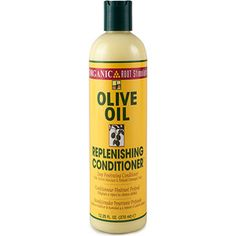 Organic Root Stimulator Olive Oil Replenishing Conditioner, 12.25 fl oz