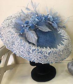 Millinery Hats, Fascinator Hats, Fascinators, Headpieces, Kentucky Derby Fascinator, Derby Hats, Fancy Hats, Cool Hats, Church Hats