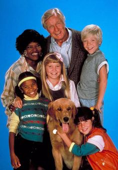 Punky Brewster- I LOVE this show! I used to watch it VERY often when I was younger. I remember I first learned about it when I was 9 or 10.