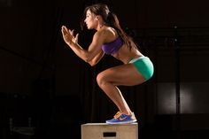 Box Jump Burpee I do 100 plus 25 min jump rope.  This  is my cool down after one hour upper or lower body workout.