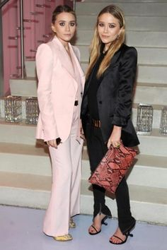 Mary-Kate and Ashley Olsen's new diffusion line